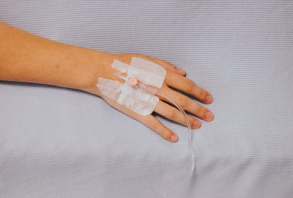 Prevent Winter Colds with IV Therapy